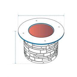Fire Column Covers Design - 5