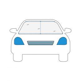 Custom Magnetic Car Windshield Cover