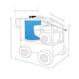 Custom Pressure Washer Covers - Design 7