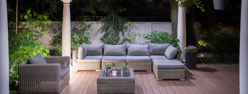 How to Redesign Your Outdoor Eating & Seating Area