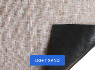 light sand